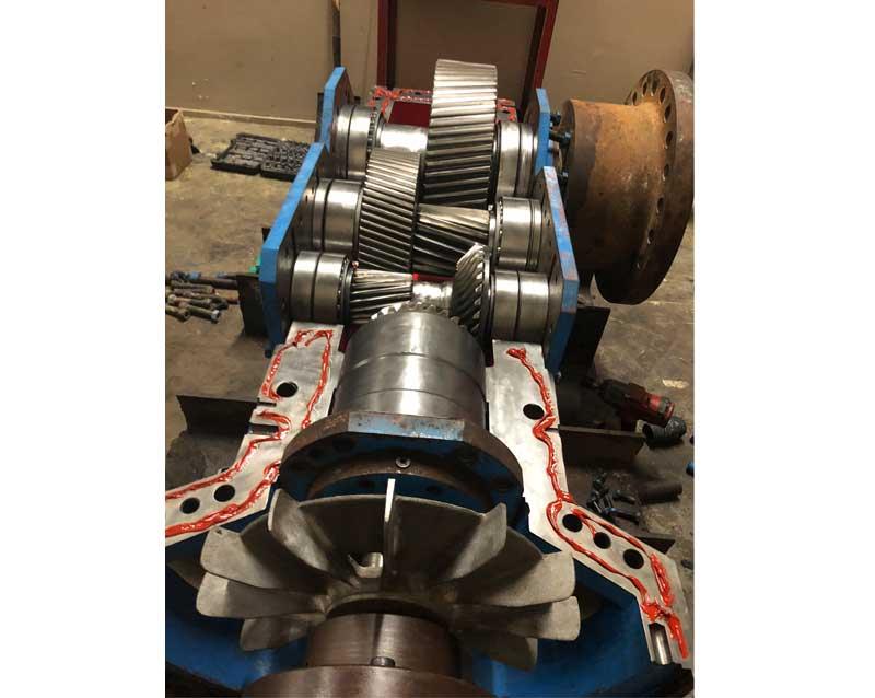 Gear Box Repair and Rebuild | 24/7 Emergency Gear Box Repair